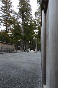 祈年祭 奉幣の儀、多賀宮へ運ばれる幣帛(外宮)