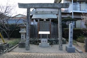 菅原神社(新開臥竜梅公園)