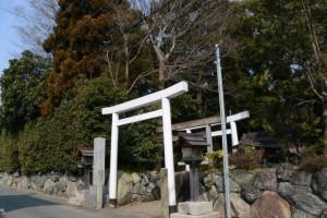 八柱神社(伊勢市小俣町元町)