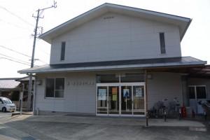 第一部自治区公民館(伊勢市小俣町元町)
