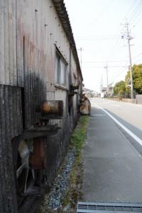 五十鈴橋(外城田川)〜美和ロック 伊勢工場