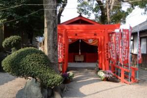 清川稲荷大明神(今社)