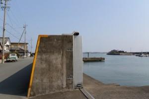 海の駅 神社港付近