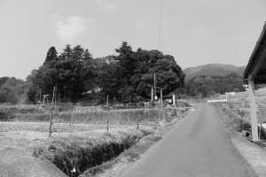 長野神社(津市美里町北長野)