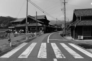 伊賀街道 長野宿