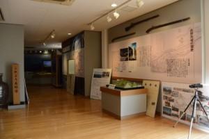 長野氏城の歴史(美里ふるさと資料館)