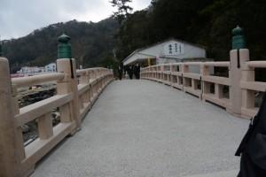 裏参道(二見興玉神社)