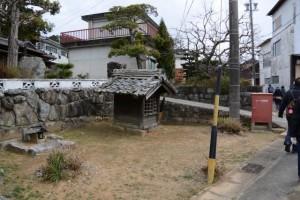 JR参宮線 外城田駅付近〜棒原神社