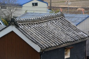 棒原神社(皇大神宮 摂社)からの風景