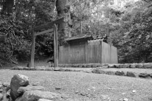 伊我理神社(豊受大神宮 末社)、井中神社(同)を同座