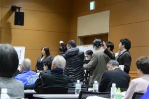 清流宮川フォトコンテスト2015 表彰式記念撮影(伊勢庁舎)