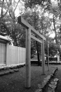 志等美神社・大河内神社(共に豊受大神宮 摂社)、打懸神社(同末社)