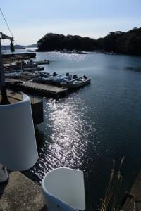 安楽島漁港(鳥羽市安楽島町)