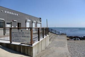 安楽島海水浴場(市営)