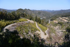 滝原浅間山〜浅間山登山口(裏コース)