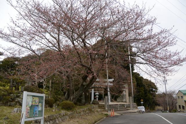 比佐豆知菅原神社(津市安濃町草生)