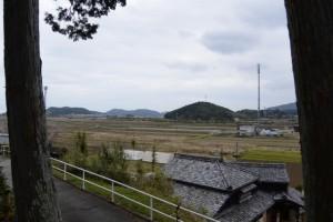 鹿海神社(伊勢市鹿海町)からの眺望