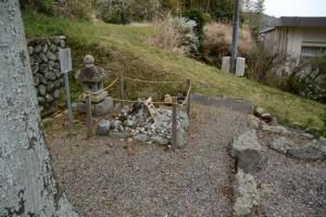 山の神社(鹿海神社)