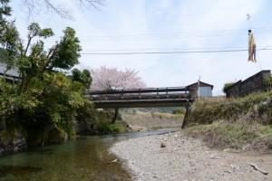 小川橋付近(奥河内川)