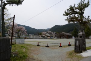 旧阿曽小学校(大紀町)
