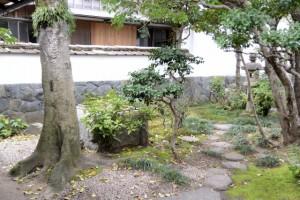 梅の井(伊勢河崎商人館)