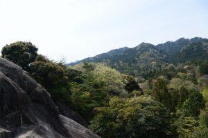 石山観音公園からの眺望