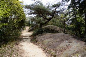 石山観音公園
