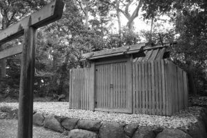 御船神社(皇大神宮 摂社)、牟弥乃神社(同末社)を同座