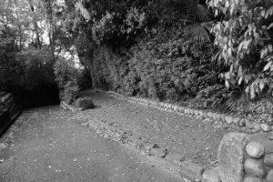 御船神社(皇大神宮 摂社)の脇参道