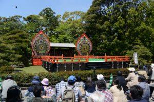 長慶子(春季神楽祭 神宮舞楽)