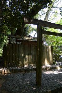 大水神社(皇大神宮 摂社)、川相神社および熊淵神社(ともに同末社)を同座