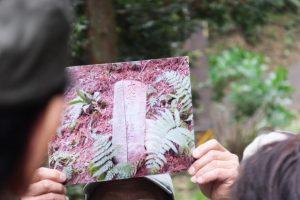 「熊野古道行き倒れ墓碑」の写真