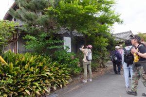 旧旅館阿波屋(熊野古道伊勢路)