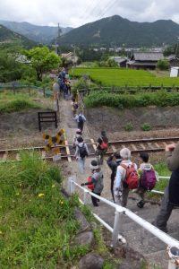 JR紀勢本線 寺前踏切