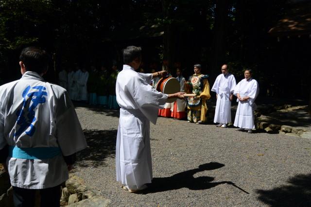 春の例大祭(倭姫宮)