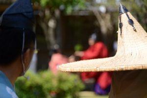 御田祭[おみた](猿田彦神社)
