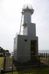 鎧崎灯台(鳥羽市国崎町)