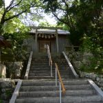 海士潜女神社(鳥羽市国崎町)