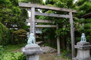 三輪神社(大豊和紙工業株式会社)
