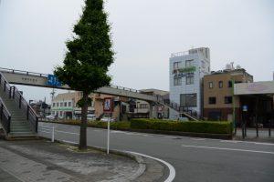 伊勢市大世古歩道橋(県道37号)