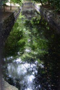 月夜見宮(豊受大神宮 別宮)のお堀
