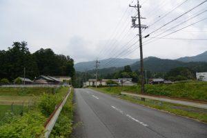 熊野古道伊勢路からおおみやサイクリングターミナルへ(大紀町滝原)