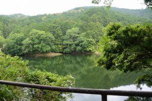 榎木谷池(滝原森林公園)