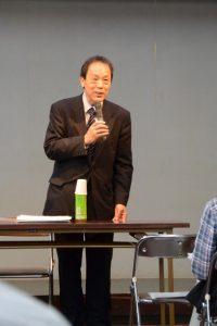 皇學館大学 櫻井治男教授(熊野古道伊勢路勉強会)
