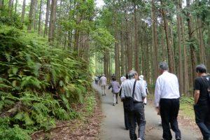 「瀧原宮周辺の神々」⑤秋葉神社へ