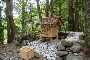 「瀧原宮周辺の神々」⑤秋葉神社