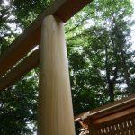 確認してしまった志等美神社・大河内神社の鳥居