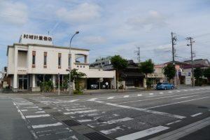 SANCO 山田上口 バスのりば付近
