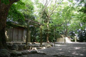 草奈伎神社・大間国生神社(豊受大神宮 摂社)