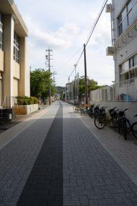 神路通り(外宮北御門に向かって)